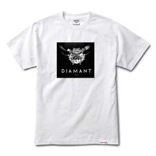 Diamond Supply Co Diamant Paris T-shirt White
