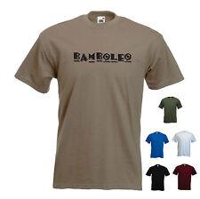 « Bamboleo » Gipsy Kings la Banda de Música Radio 1 los miércoles, divertida camiseta TEE