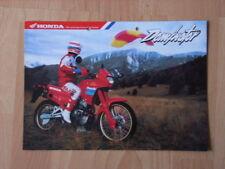 HONDA DOMINATOR 90, prospetto/brochure, D