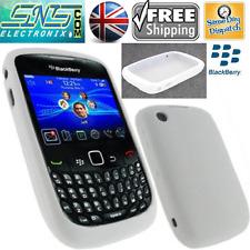 Gel de silicona piel vuelta Funda no Teclado 4 Blackberry Curve Bb 8520 8530 9300