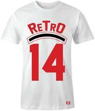 """""""Retro 14"""" T-Shirt to Match Retro 2019 """"Candy Cane"""" 14's"""