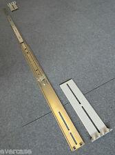 "SLR106 Extra Long Telescopic rails for 19"" rackmounts. Extendable to 75cm"