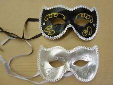 Phantom of the Opera Eye Cat Mask Masquerade Ball Cocktail Party Fancy Dress
