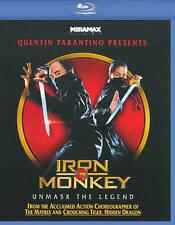 Iron Monkey Rongguang Yu, Donnie Yen, Jean Wang, Shi-Kwan Yen, James Wong, Hou