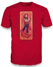 Dr. Horrible Penny Nouveau Mens Red T-Shirt