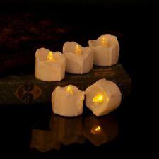 Flameless Votive Candles Flickering LED Tea Light Wedding Christmas Decor