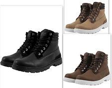 URBAN CLASSICS Scarpe Scarponi Anfibi uomo Winter Boots TB1293