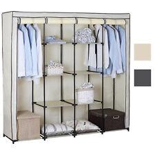 XXXL kleiderschrank Garderobenschrank Faltschrank DIY großer Raum mit Tür  #522