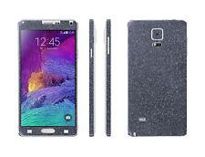 Glitzerfolie samsung Galaxy Note 4 skin paillette Bling Film protecteur housse sticker