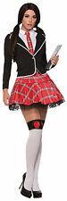 Adult Prep School Girl Costume