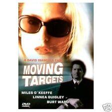 MOVING TARGETS - Miles O´Keeffe, Burt Ward (DVD) *NEU OVP*