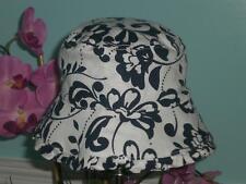 Gap Reversible Floral Sun Hat Size 12-18 Months NWT