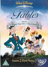Walt Disney's Fables Vol.1 Disney cult family feel good adventure drama cult