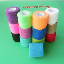 Elysaid Self-adhesive First Aid Bandage Finger Wound Dressing Gauze 5 cm*4.5m