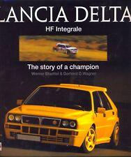 Lancia Delta HF integrale, the story of a champion - English language edition