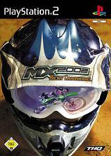 MX 2002 featuring ricky carmichael-relaunch (Sony PlayStation 2, 2002, DVD-Box