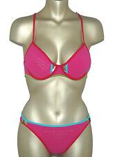 Marlies Dekkers Bikini-Set SUNDRESSED  Push-Up + Slip  *Fuchsia*   NEU