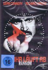 DVD NEU/OVP - Die Uhr läuft ab (Ransom) - Sean Connery & Richard Harris