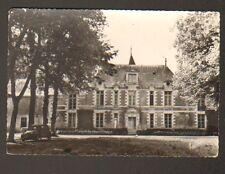 CLERY (45) CITROEN 2CV au CHATEAU DE L'EMERILLON en1957