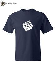 Next Logo Retro Computers Geek T Shirts  S-5XL
