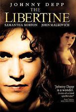 The Libertine (DVD, 2006)