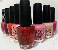 OPI Nail Lacquer Polish, 0.5 fl.oz./15 ml full size choose color new mix part 2