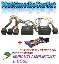 Interfaccia Cavo Vivavoce Parrot Ampli 4/665+4/804 Kia Sorento 13> Jeep Patriot