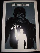 "The Walking Dead Daryl 24"" x 36"" poster print"