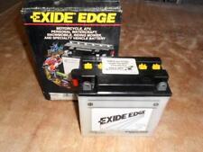 New Motorcycle Battery Exide Edge BSA Harley Davidson YB7-A M227AY  N327AY