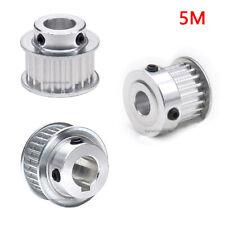 5M Riemenscheibe 15-60 Zähne Zahnrad 15-60T Pulley für 15/20mm Breite Zahnriemen