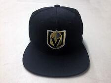 Las Vegas Golden Knights Snap Back Cap Hat Embroidered Adjustable Flat Bill