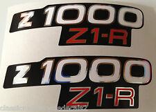 KAWASAKI Z1R KZ1R Z1-R 1000 Z1R-D Z1R-1000D SEITEN TAFELL AUFKLEBER