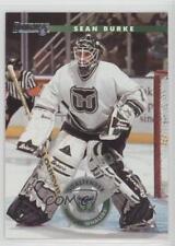 1996-97 Donruss #121 Sean Burke Hartford Whalers Hockey Card