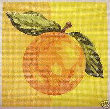 Orange Fruit - new DMC tapestry canvas