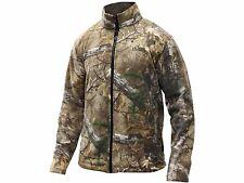 Men's Spike Camp Fleece Jacket Realtree Xtra Camo Hiking Hunting Camping