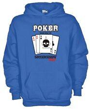 Felpa Games hoodie KD22 Poker d'Assi Texas Hold'em Aces Settantallora Tour