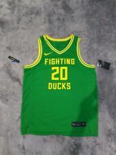 Nike NCAA Unisex Oregon Ducks Sabrina Ionescu Basketball Jersey #20 Green