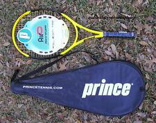Two New Prince AirOScream Airo Air O Scream OS strung racket power 950