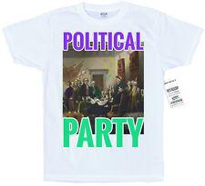 Political Party T shirt Design