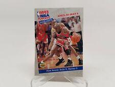 93-94 Upper Deck Basketball NBA Highlights Michael Jordan #180