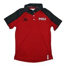 NIU Huskies Embroidered Mens Polo XS-6X LT-4XLT Northern Illinois University New