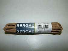 BERGAL BEIGE 5mm HALBRUND 120cm SCHNÜRSENKEL SENKEL SNEAKER TURNSCHUHE