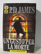 UN GUSTO PER LA MORTE di P.D. JAMES (V10)