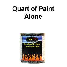 UreKem KemFx 100 Series Solid Color Basecoat Quarts - Quart of Paint Alone