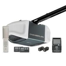 Quiet Belt Drive Garage Door Opener 1/2 HP Motor Residential Remote Automatic