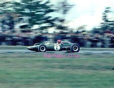 PETER ARUNDELL #2 LOTUS CLIMAX WATKINS GLEN GRAND PRIX 1966 CAR RACING PHOTO