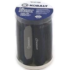 KOBALT 3 piece Folding Hex Key Sets -SAE, Metric & Star-0141180, 16234