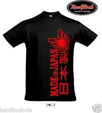 T-shirt made japón Wakaba Bomb Fuck tuning styling Honda Civic JDM Heck Tire
