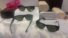 Vintage Ray Ban W0585 Dekko Sunglasses