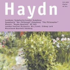 FRANZ JOSEPH HAYDN - LONDONER SYMPHONIE